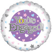 YOU ARE ENGAGED BALLOON
